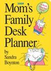 Mom's Family Desk Planner 2009 Cover Image