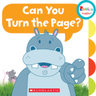 Can You Turn the Page (Rookie Toddler) Cover Image
