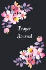 Prayer Iournal: prayer log for teens and adults 6x9 inch with 111 pages Cover Matte Cover Image
