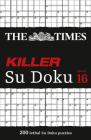 The Times Killer Su Doku: Book 16 Cover Image