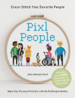 Pixlpeople: Cross-Stitch Your Favorite People Cover Image