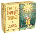 Mary Engelbreit 2020 Day-to-Day Calendar: Do the Breit Thing Cover Image