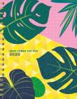 Here Comes the Sun 17-Month Large Planner with 1000+ Stickers 2019-2020 (Pipsticks+Workman) Cover Image