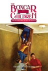 The Disappearing Staircase Mystery (The Boxcar Children Mysteries #85) Cover Image