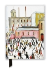 L.S. Lowry: Going to Work, 1959 (Foiled Journal) (Flame Tree Notebooks) Cover Image