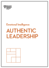 Authentic Leadership (HBR Emotional Intelligence) Cover Image