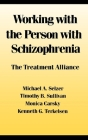 Working with the Person with Schizophrenia Cover Image