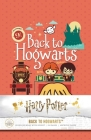 Harry Potter: Back to Hogwarts Hardcover Ruled Journal Cover Image