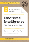 The Non-Obvious Guide to Emotional Intelligence (Non-Obvious Guides #4) Cover Image