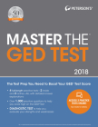 Master the GED Test 2018 Cover Image