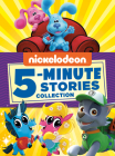 Nickelodeon 5-Minute Stories Collection (Nickelodeon) Cover Image