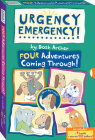Urgency Emergency! Boxed Set #1-4 Cover Image