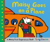 Maisy Goes on a Plane: A Maisy First Experiences Book Cover Image