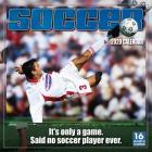 2020 Soccer 16-Month Wall Calendar: By Sellers Publishing Cover Image