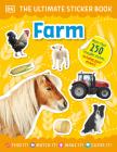 The Ultimate Sticker Book Farm Cover Image
