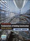 Fundamentals of Building Construction: Materials and Methods Cover Image