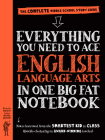 Everything You Need to Ace English Language Arts in One Big Fat Notebook: The Complete Middle School Study Guide (Big Fat Notebooks) Cover Image