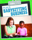 Plan a Babysitting Business Cover Image