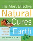 Most Effective Natural Cures on Earth: The Surprising Unbiased Truth about What Treatments Work and Why Cover Image