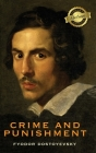 Crime and Punishment (Deluxe Library Binding) Cover Image