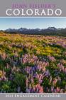 John Fielder's 2021 Scenic Engagement Calendar Cover Image