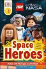 DK Readers L1: LEGO® Women of NASA: Space Heroes (DK Readers Level 1) Cover Image