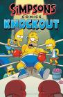 Simpsons Comics Knockout Cover Image