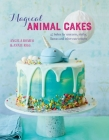 Magical Animal Cakes: 45 bakes for unicorns, sloths, llamas and other cute critters Cover Image