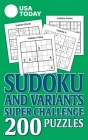 USA TODAY Sudoku and Variants Super Challenge: 200 Puzzles Cover Image