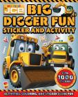 Big Digger Fun Sticker and Activity Cover Image