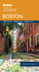 Fodor's Boston 25 Best (Full-Color Travel Guide #9) Cover Image