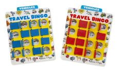 Flip to Win Wooden Games: Travel Bingo Cover Image