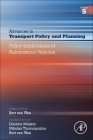 Policy Implications of Autonomous Vehicles, 5 Cover Image