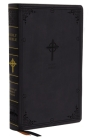 Nabre, New American Bible, Revised Edition, Catholic Bible, Large Print Edition, Leathersoft, Black, Comfort Print: Holy Bible Cover Image