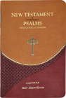 New Testament and Psalms: New Catholic Version Cover Image