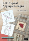 138 Original Appliqué Designs Cover Image