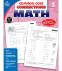 Common Core Connections Math, Grade 5 Cover Image