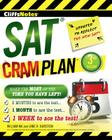 CliffsNotes SAT Cram Plan 3rd Edition Cover Image