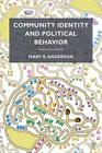 Community Identity and Political Behavior Cover Image