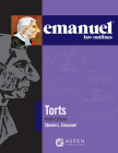 Emanuel Law Outlines for Torts Cover Image