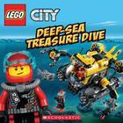Deep-Sea Treasure Dive (LEGO City: 8x8) Cover Image