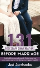 131 Necessary Conversations Before Marriage: Insightful, highly-caffeinated, Christ-honoring conversation starters for dating and engaged couples! Cover Image