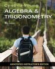 Algebra and Trigonometry Aie Cover Image