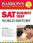 Barron's SAT Subject Test World History Cover Image