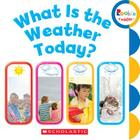 What Is the Weather Today? (Rookie Toddler) Cover Image