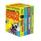 Middle School Boxed Set Cover Image
