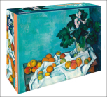 Still Life with Apple - Cezanne: 500-Piece Puzzle Cover Image