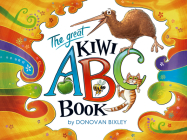 The Great Kiwi ABC Book Cover Image