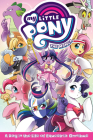 My Little Pony: The Manga - A Day in the Life of Equestria Omnibus Cover Image