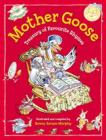 Mother Goose: Treasury of Favourite Rhymes - For Ages 4 and Up. Cover Image